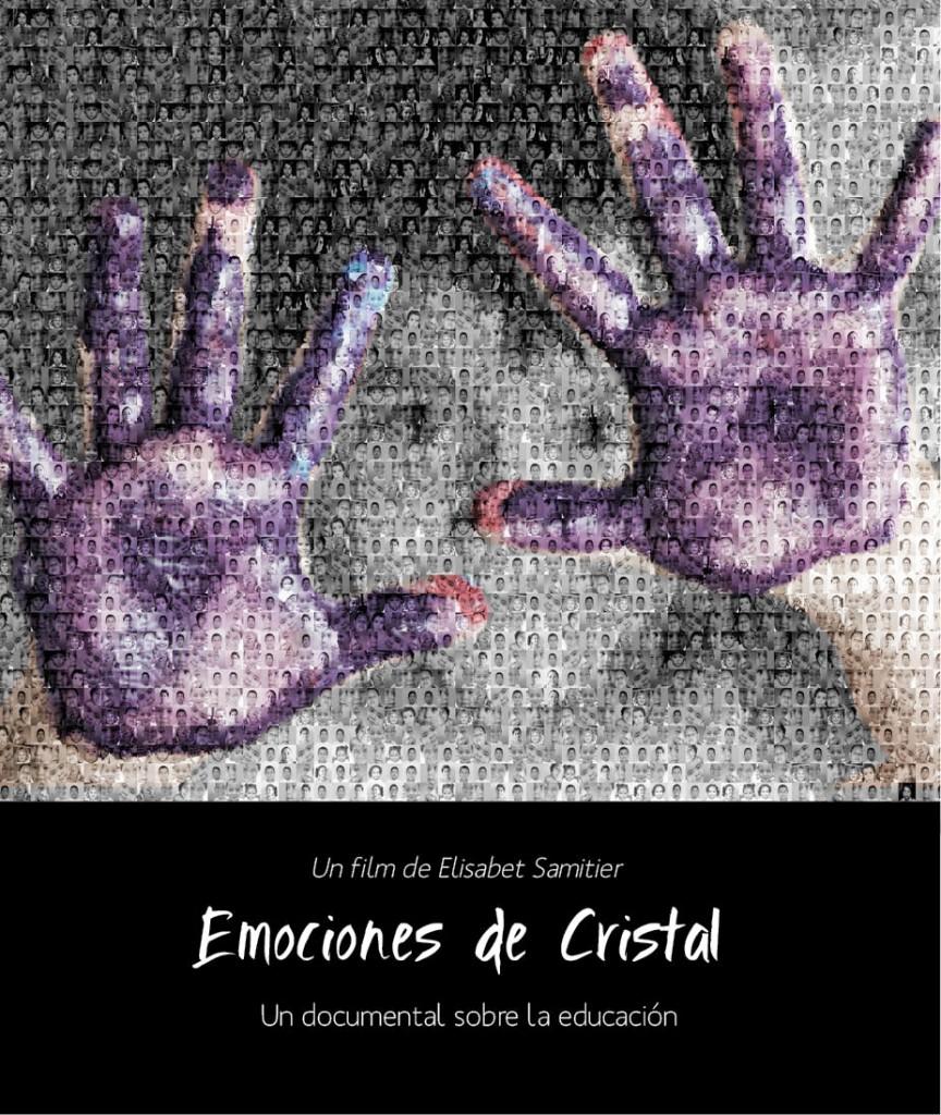 Portada DVD, Emociones de Cristal