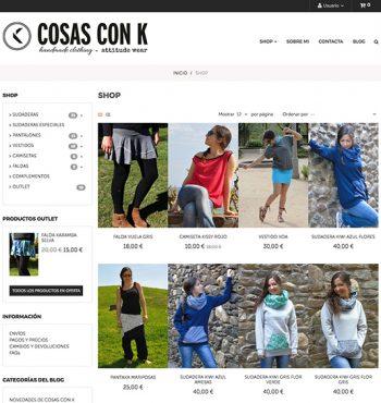 Shop – Cosas Con K
