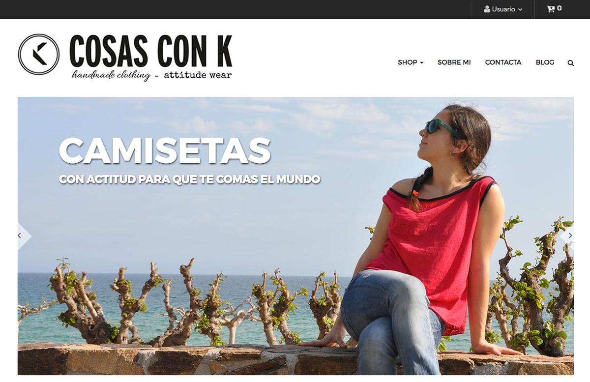 cosas con k moda barcelona