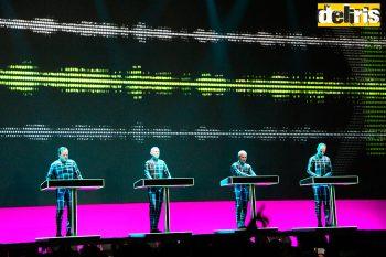 Kraftwerk Sonar 2013
