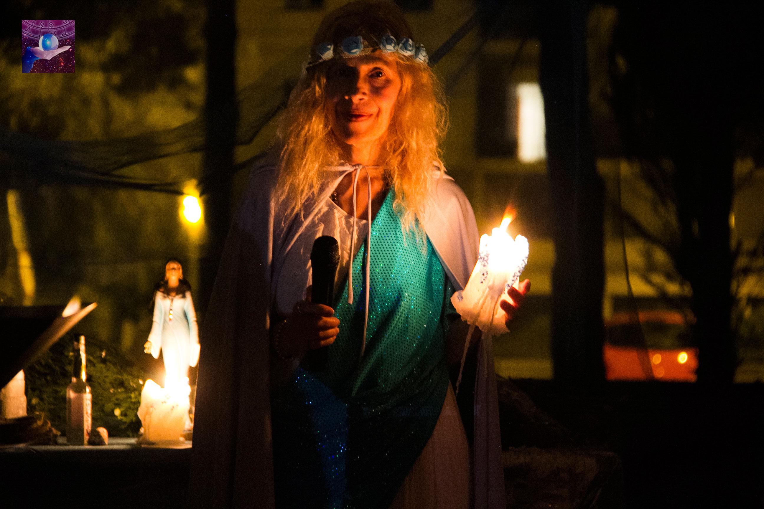 ritual de san Juan mataro